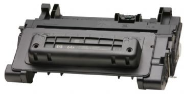 HP 64A Black Refurbished Toner Cartridge CC364A